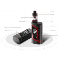 Smok - Alien 220w Kit con TFV8 Baby no Batterie