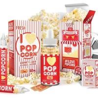 I LOVE POPCORN - 50ml