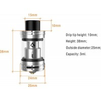 GeekVape - Illusion Mini Sub Ohm Tank 3ml
