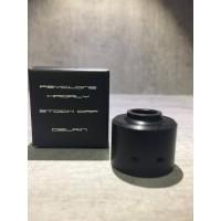 PSYCLONE - Hadaly Black Delrin Cap Stock
