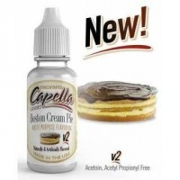 Capella Flavors BOSTON CREAM PIE - 13ML