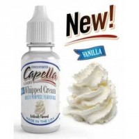 Capella Flavors VANILLA WHIPPED CREAM - 13ML