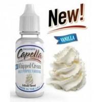 Capella Flavors VANILLA WHIPPED CREAM - 13ML