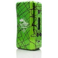 FLAWLESS / TUGLYFE / DNA 250w Box Mod - Green/Red