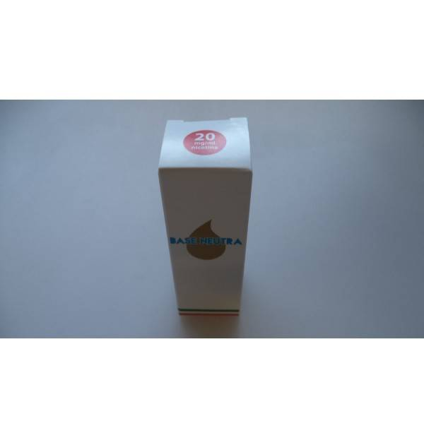 Base Neutra DeOro 10ml 20mg/ml