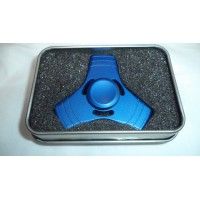 Hand Spinner Steel Bearing Blue