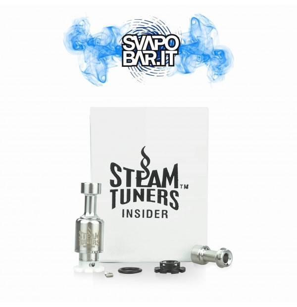 Insider per Billet Box - Steam Tuners
