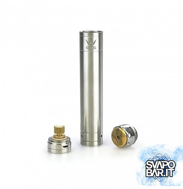 Gus - G16 w 14650 battery case vbp bb switch AFC matte