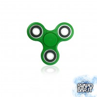 Hand Spinner - Plastic EDC Green/Black