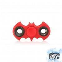 Hand Spinner - ABS Batman Red
