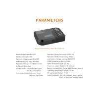 GeekVape Tab Pro Ohm Meter Black