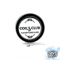 Coil's Club - Flavor Fused 0.35 ohm