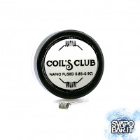 Coil's Club - Nano Fused 0.85-0.90 ohm
