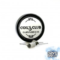 Coil's Club - Club's Fused 0.10 ohm