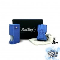 Delsole - Sunbox Ra + Cappy Travel - Blu