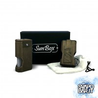 Delsole - Sunbox Ra + Cappy Travel - Verde Militare