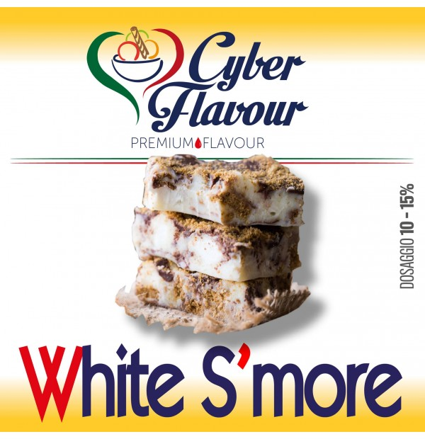 CyberFlavour - White S'more