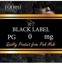 Black Label - Glicole Propilenico PG 100ml Pink Mule