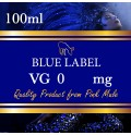 Blue Label - Glicerina Vegetale VG 100ml Pink Mule