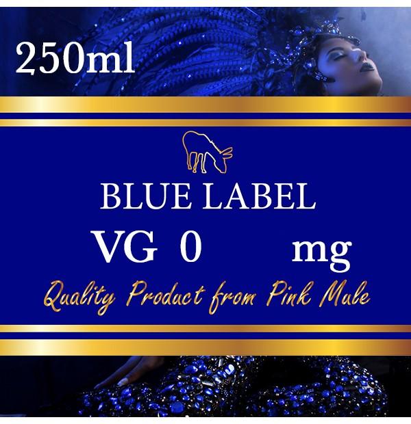 Black Label - Glicerina Vegetale VG 250ml Pink Mule