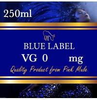 Blue Label - Glicerina Vegetale VG 250ml Pink Mule