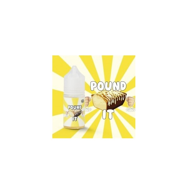 Aroma Concentrato Pound It 20ml Food Fighter