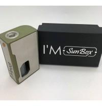 I'm - Sunbox - M718 verde frontalini acciaio