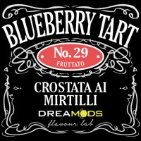 Dreamods - Blueberry Tart No.29 Aroma Concentrato 10 ml