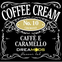 Dreamods - Coffe Cream No.10 Aroma Concentrato 10 ml