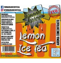 Lemon Ice Tea – EVO Aroma 20 mL Tornado Juice