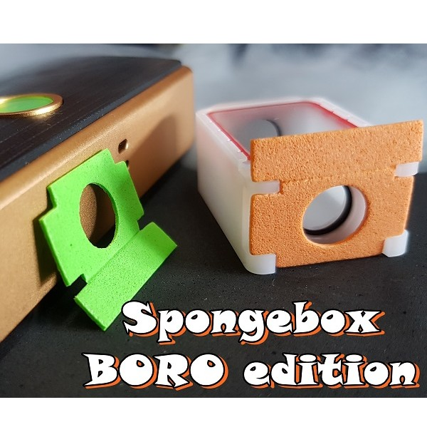 Spongebox Boro Edition