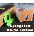 Spongebox Boro Edition