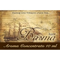 Basma (raw) – Aroma di Tabacco concentrato 10 ml