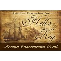 Hell's key – Aroma di Tabacco concentrato 10 ml
