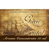 Green oriental – Aroma di Tabacco concentrato 10 m