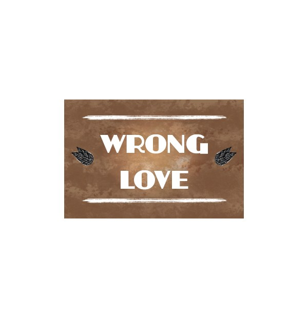 Wrong Love – Synergy Vape concentrato 10 ml