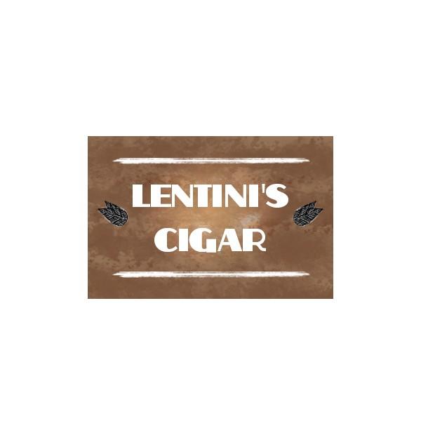 Lentini's Cigar – Synergy Vape concentrato 10 ml