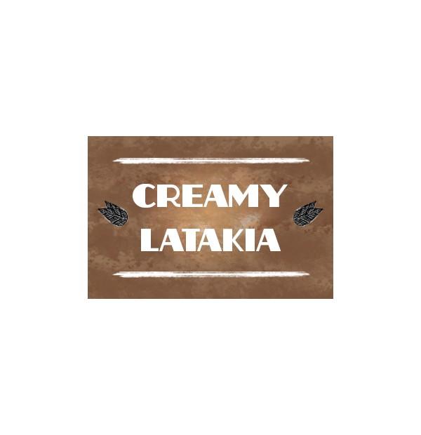 Creamy Latakia – Synergy Vape concentrato 10 ml
