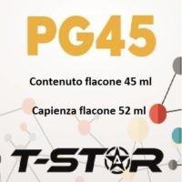 T-Star Glicole Propilenico 45ml