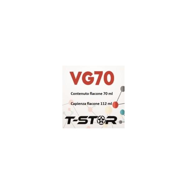 T-Star Glicerina Vegetale 70ml