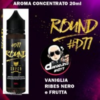 Super Flavor D77 Round Ice Danielino77 Aroma