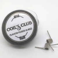 Coil's Club - Flavor Fused 0.45 ohm