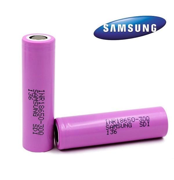 Samsung INR 18650-30Q 3000mah