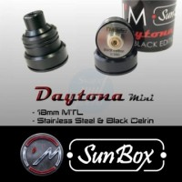 Sunbox Daytona mini RDA Black Edition