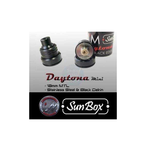 Sunbox Daytona mini RDA Black Edition