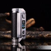 SXmini SL Class - Aluminum with Etching Carbon Fiber