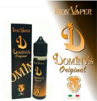 Dominus Original Aroma Concentrato 20ml + Glicerina 30ml - Iron Vaper