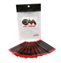 Wrap Batterie 18650 Coil Master
