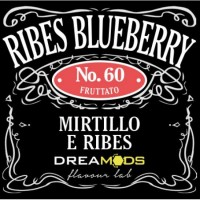Dreamods - Ribes Blueberry No.60 Aroma Concentrato 10 ml
