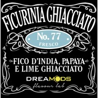 Dreamods - Ficurinia Ghiacciato No.77 Aroma Concentrato 10 ml